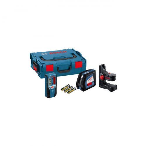 линеен лазер BOSCH GLL 2-50 Professional в куфар