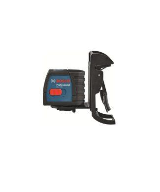 линеен лазер bosch gll 2-15 със стойка bm 3