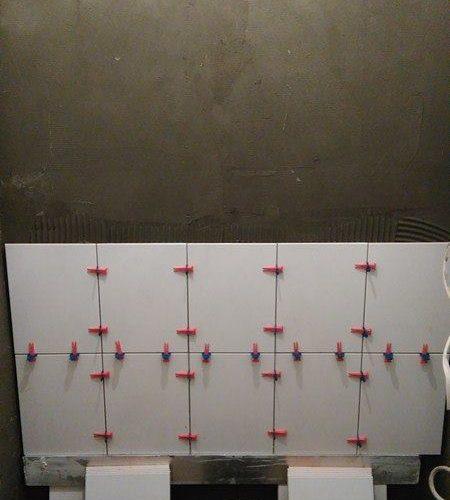 система за нивелиране нивелация на плочки