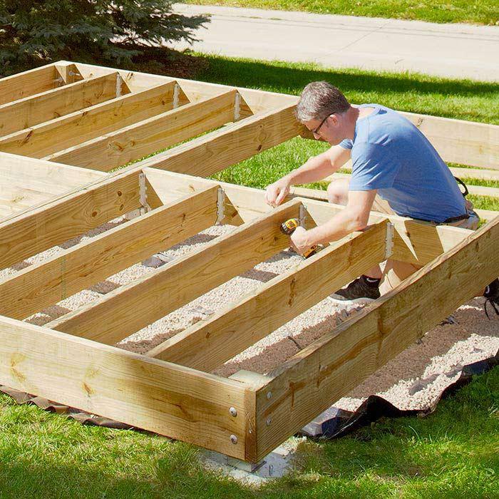 Bc Building Code Deck Footings