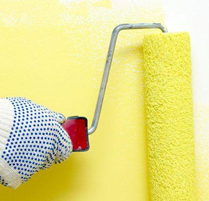 Видове бои, подходящи за интериорно и екстериорно боядисване