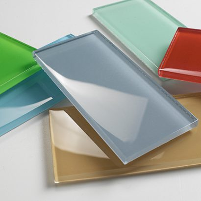 стъклени плочки