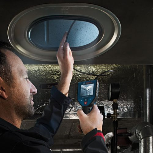 акумулаторна инспекционна камера bosch gic 120