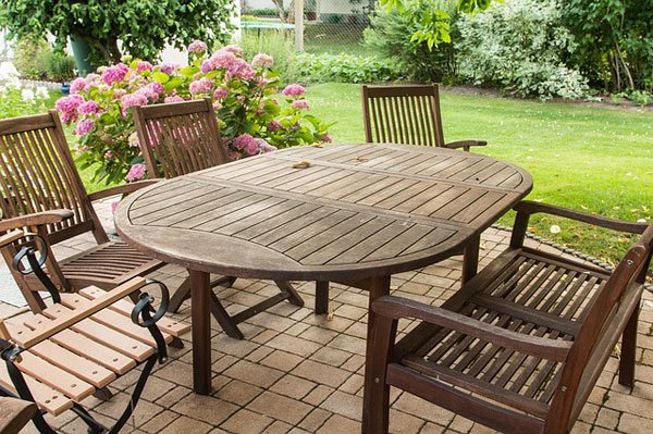 градинските мебели уют и стил в двора