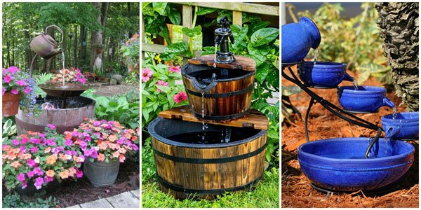как да си направим езерце в двора