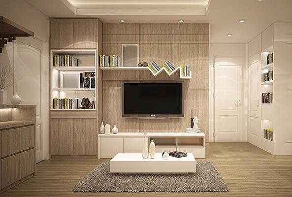 Мебели, изработени от ХДФ.