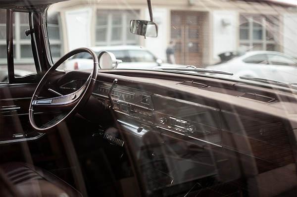 Автомобилно табло от HDF.