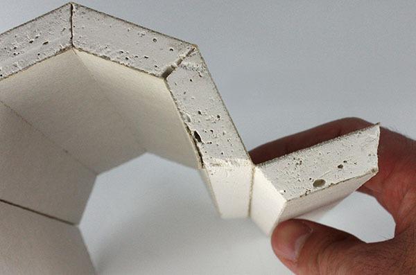 От гипсокартон могат да се изграждат различни пространствени форми.